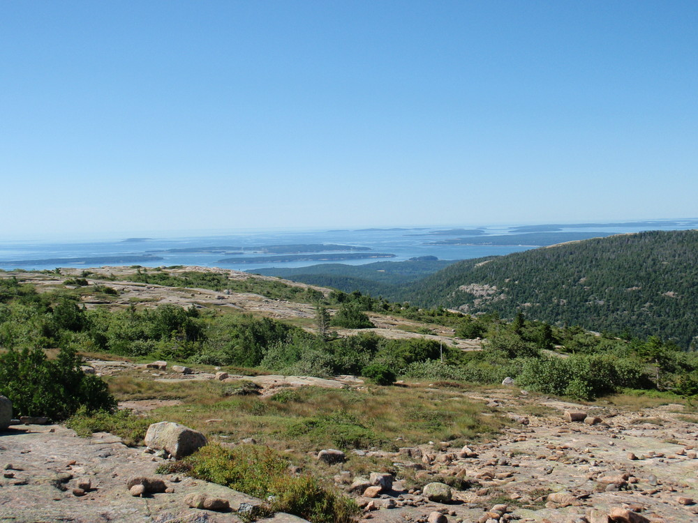 View from Trail (Credit: National Park Service)