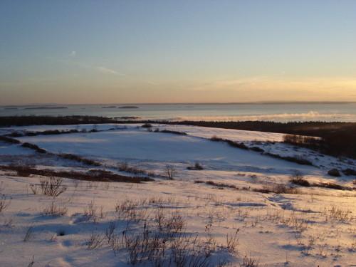 Winter View (Credit: Judy Berk)