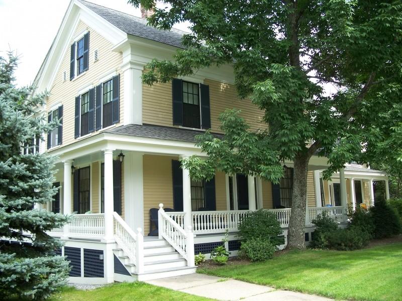 Hammons House, 1859 (Credit: Bethel Historical Society)