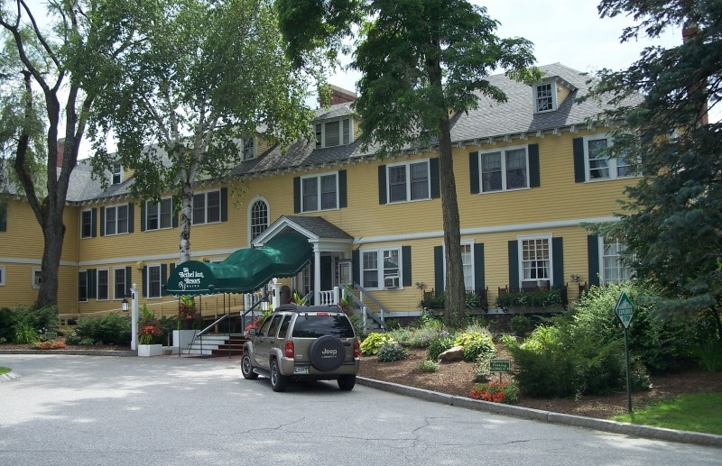 Bethel Inn, 1912-13 (Credit: Bethel Historical Society)