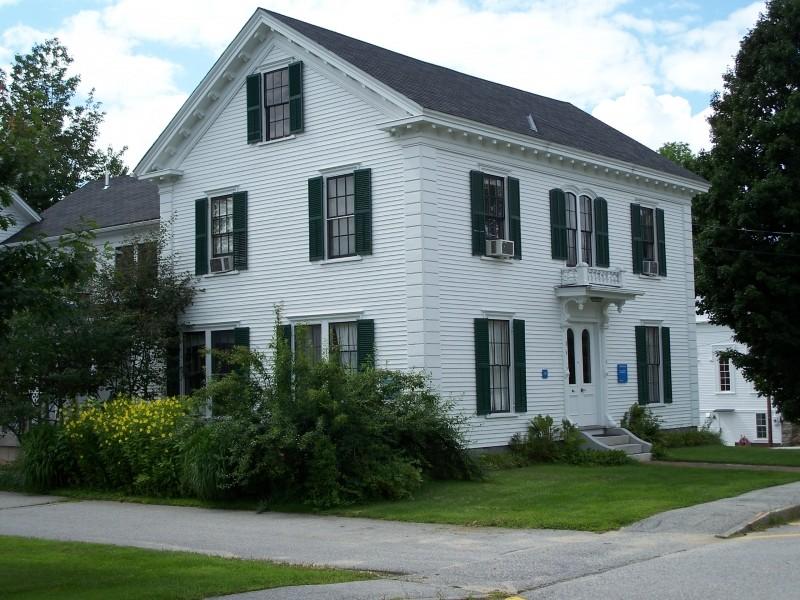 Park/Mason House, 1867 (Credit: Bethel Historical Society)