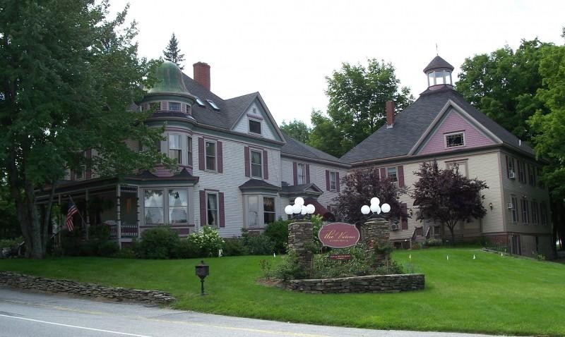 John Philbrook House (Credit: Bethel Historical Society)
