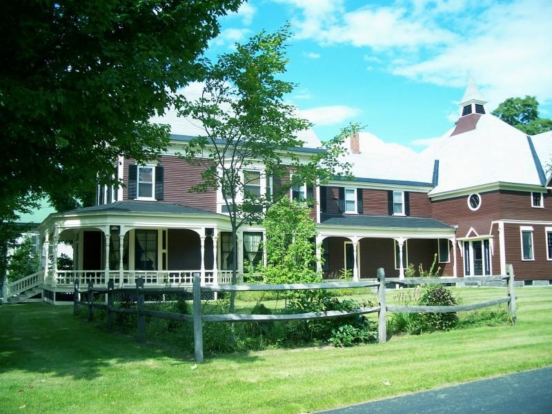 Purington/Merrill House, 1890 and earlier (Credit: Bethel Historical Society)