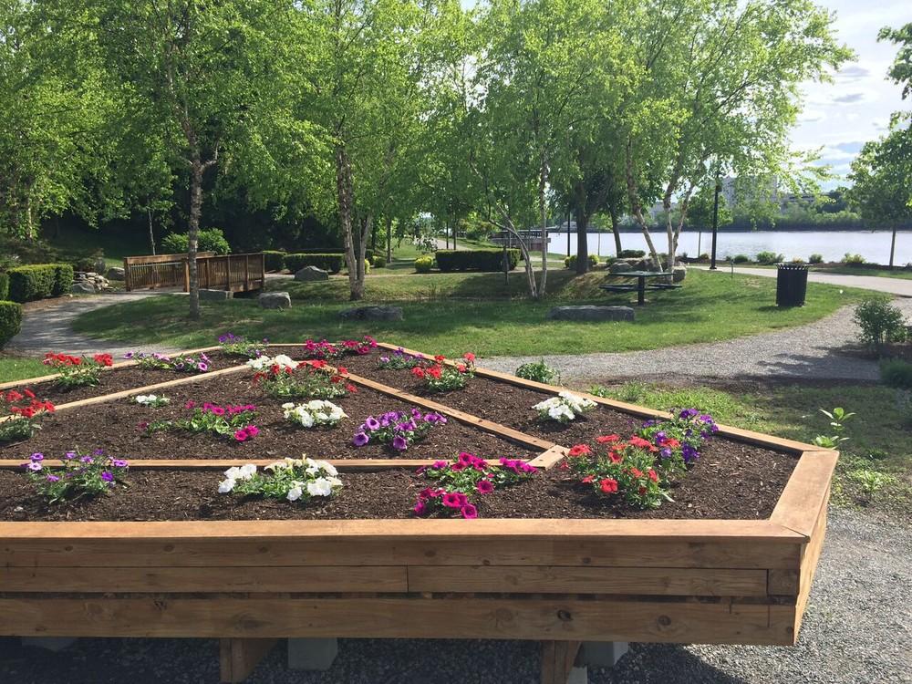 Children's Garden (Credit: Maine Trail Finder)