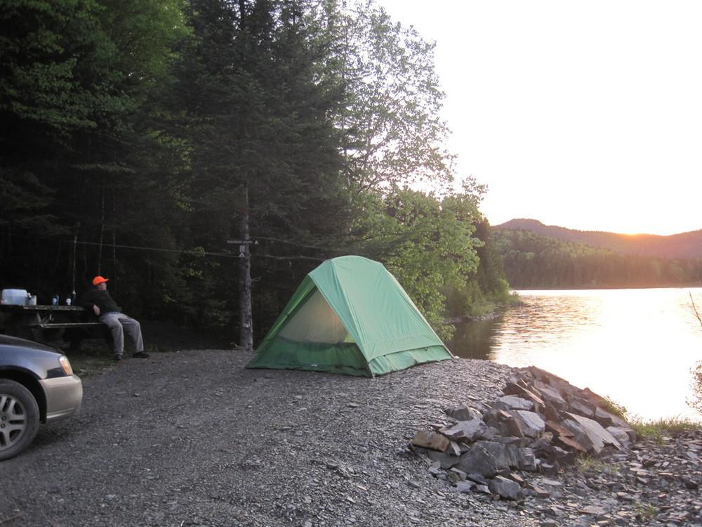 Camp Pushineer (Credit: Bill Geller)