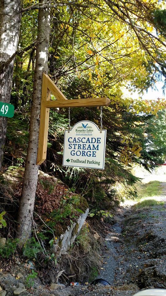 Cascade Stream Gorge Trail