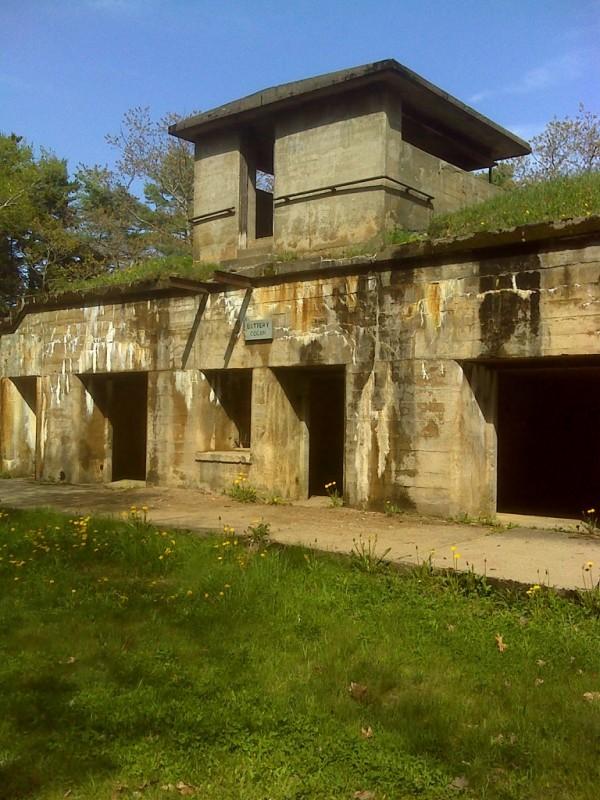Fort Baldwin Battery (Credit: Maine Bureau of Parks and Lands)