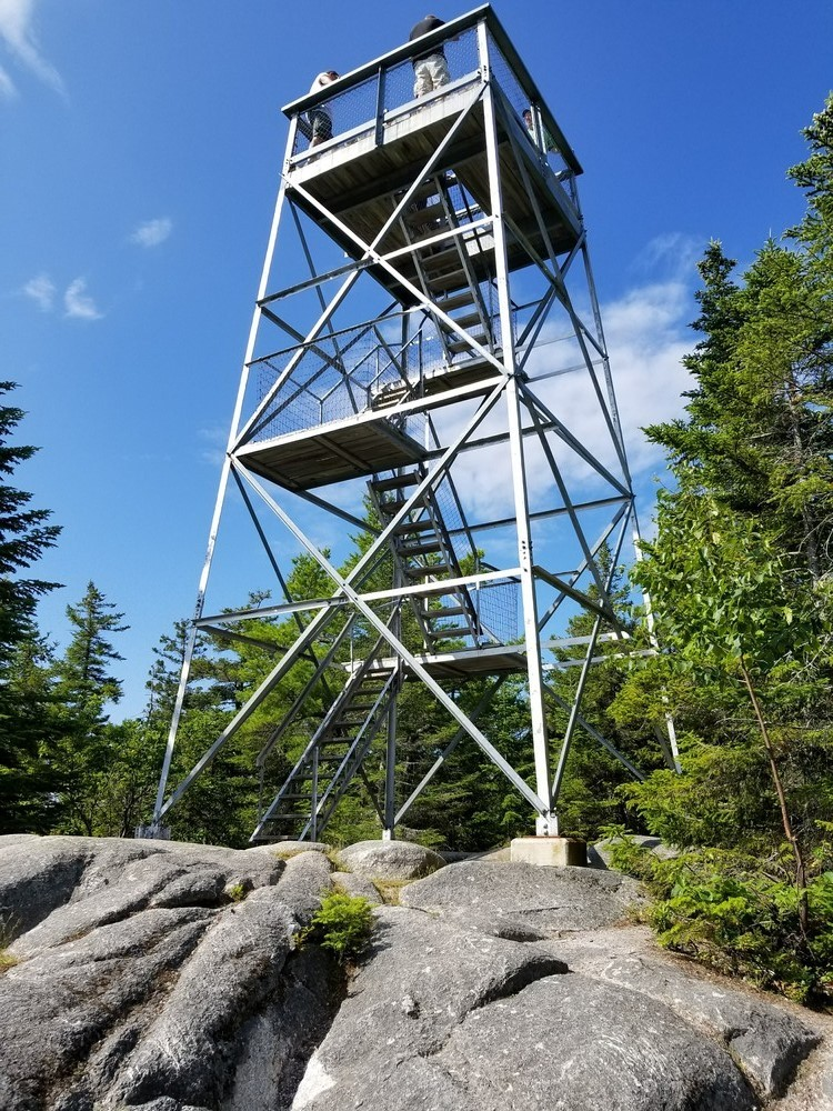 Fie Tower - Bald Mountain (Credit: Bill Costello)