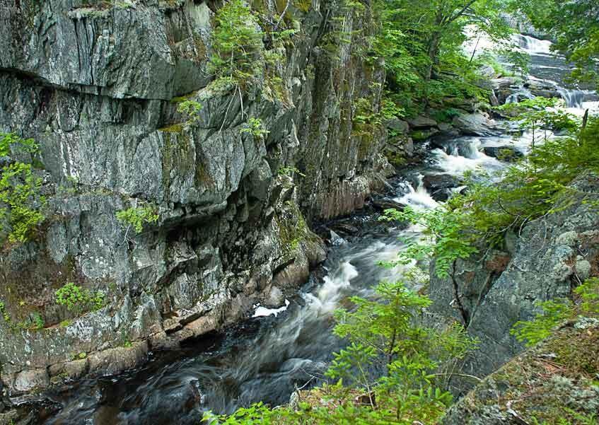 Gulf Hagas (Credit: Maine Woods Tourism)