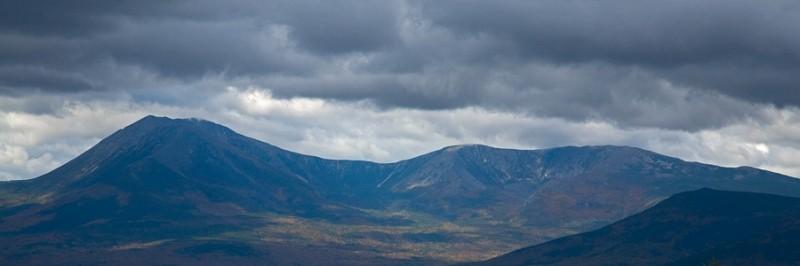 Katahdin from Deasey Mountain (Credit: Bill Duffy)