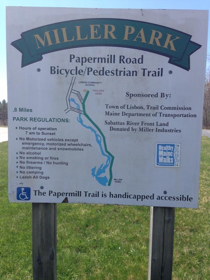 Paper Mill Trail