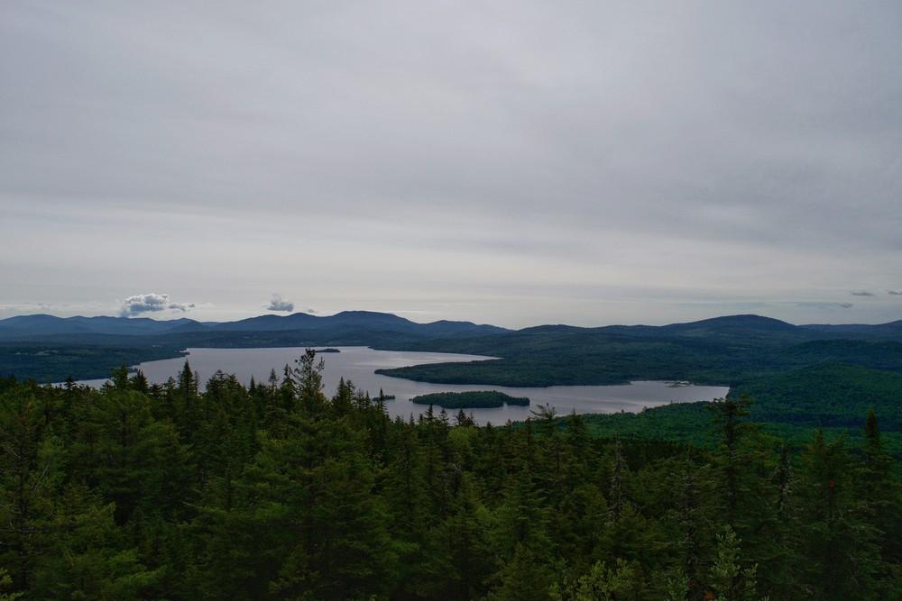 View from fire warden tower (Credit: Navyswomom/Flatlanders Photography)