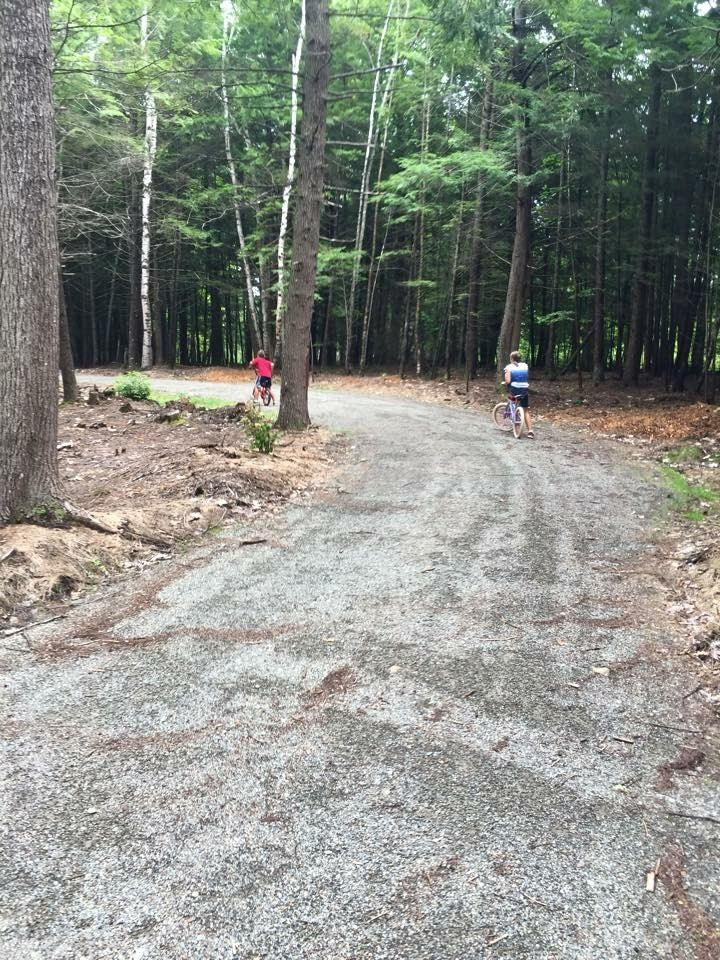 Lincoln Community Walking and Fitness Trail