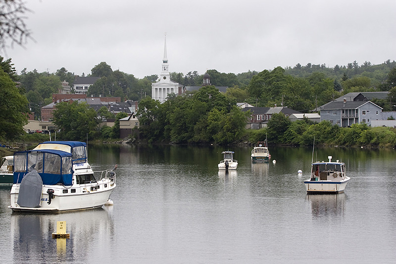 View of Ellsworth (Credit: Kelly Bellis)