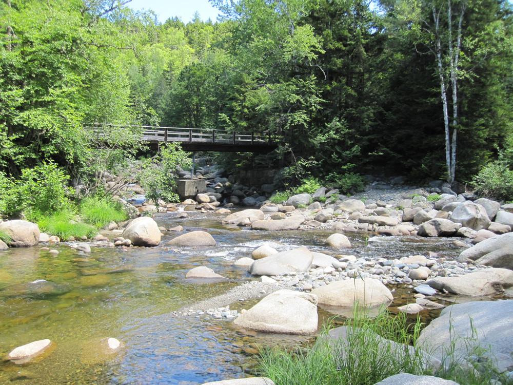 Orbeton and Perham Streams Confluence (Credit: High Peaks Alliance)