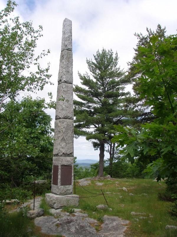 Civil War Peace Monument (Credit: Randy Berry)