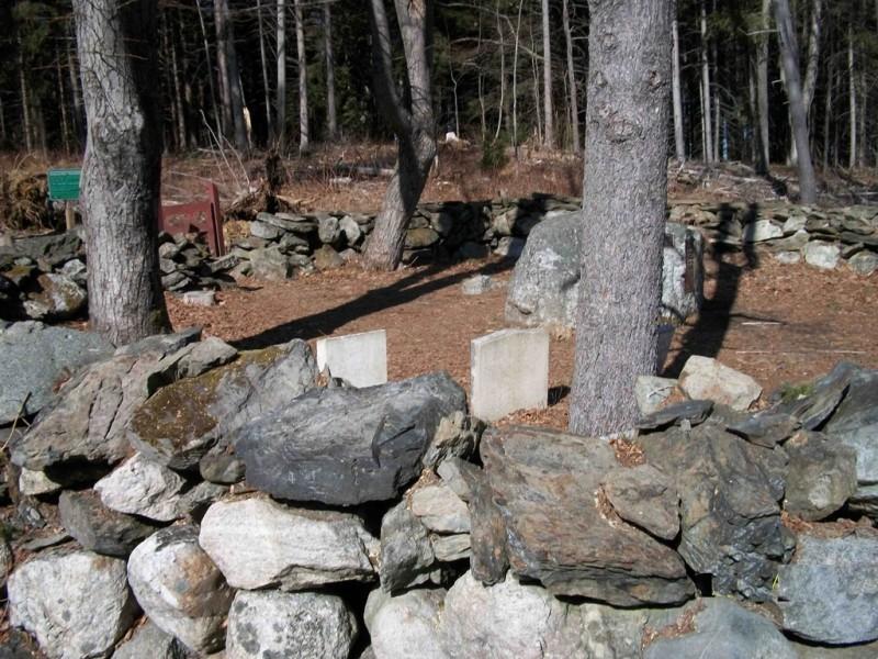 Pet Cemetery (Credit: Maine Bureau of Parks and Lands)