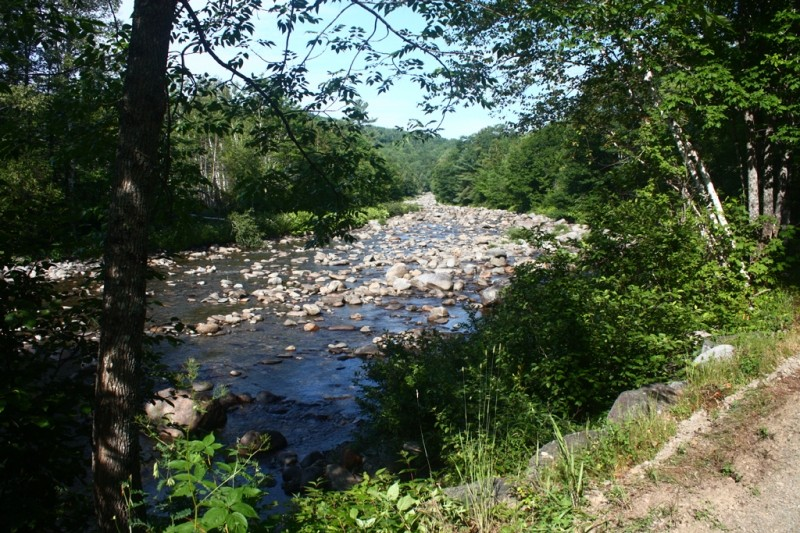 Carrabassett River (Credit: Ross Donihue)