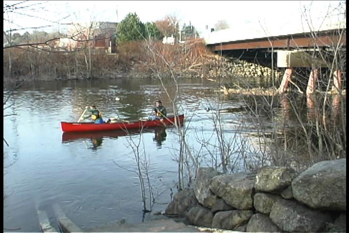 Presumpscot Boat Launch (Credit: Portland Trails)