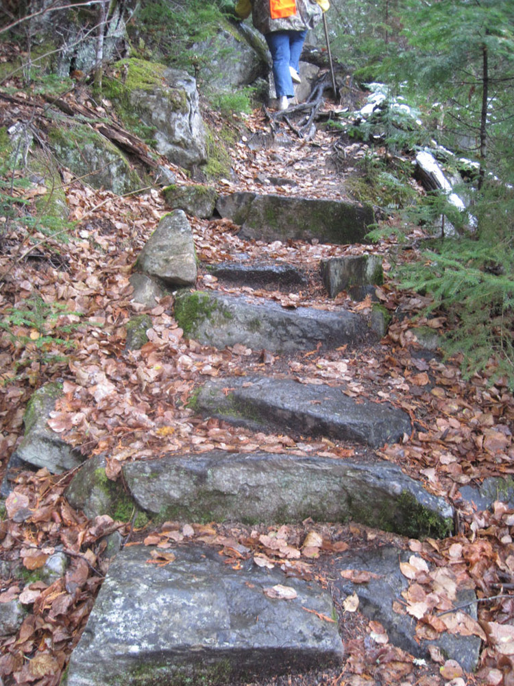 Stone Stairs (Credit: Nate Morse)
