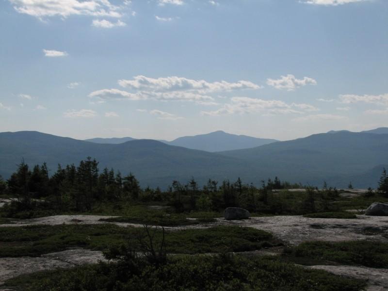 Looking towards Mount Washington (Credit: Center for Community GIS)