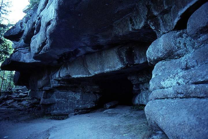Sea Cave (Credit: National Park Service)