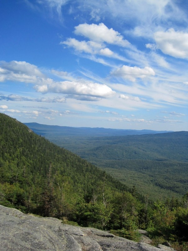 View along the Upper Portions of the Loop Trail (Credit: Lorri Brown)