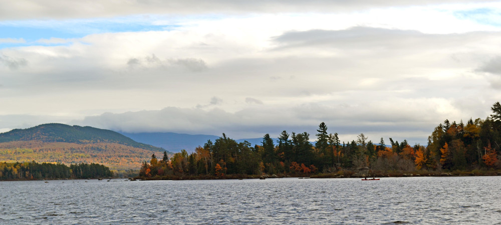 Attean Pond (Credit: ME BPL)