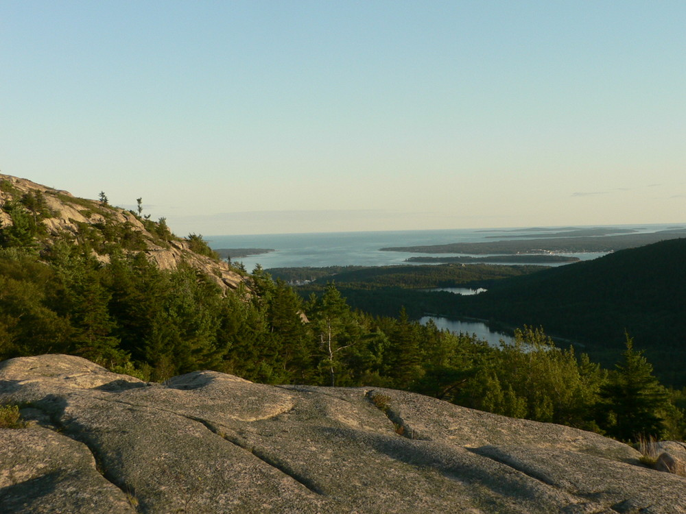 View from Parkman Summit Area (Credit: National Park Service)