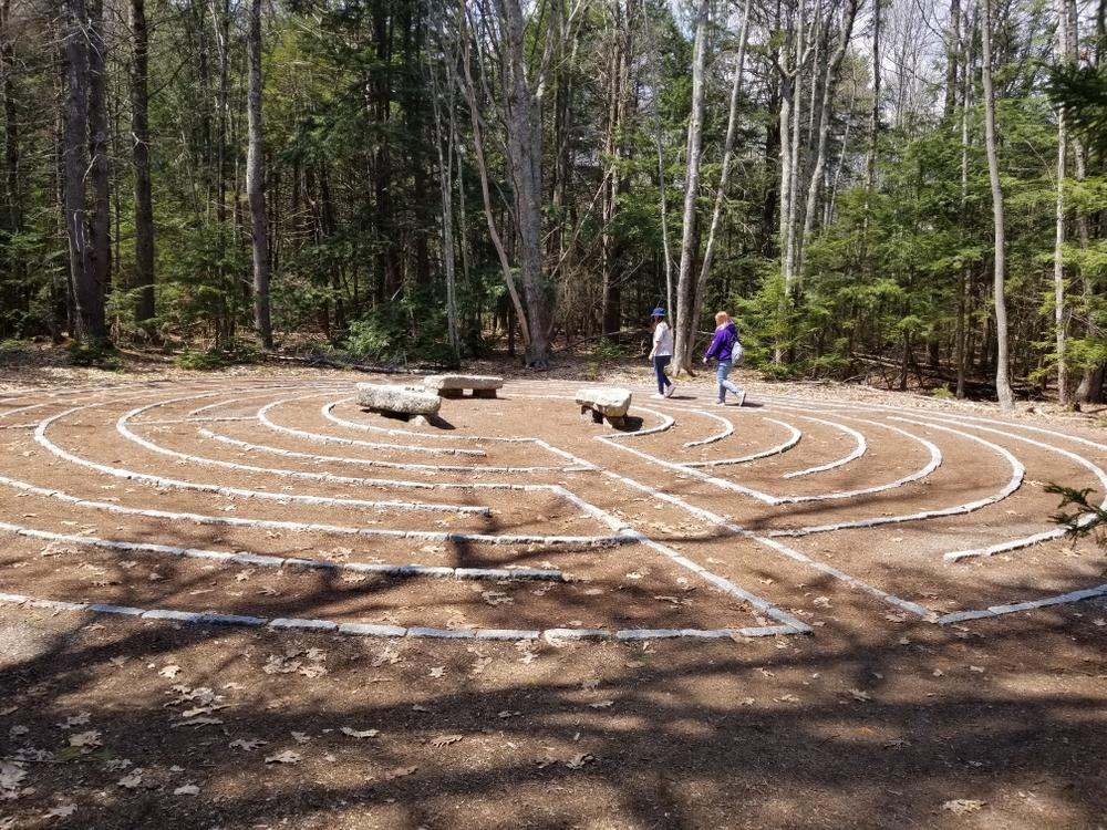 Labyrinth (Credit: Amanda Holden)