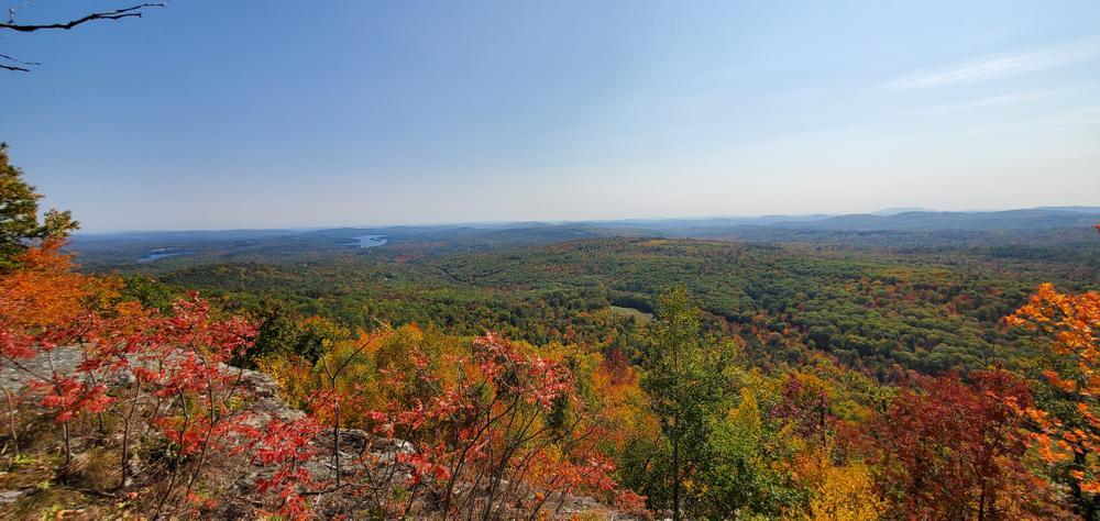 First hike of Fall 2020 (9/26) (Credit: AJT)