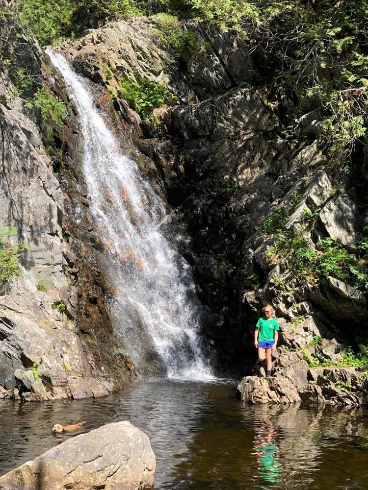 South Brook Falls (Credit: Jack Michaud)