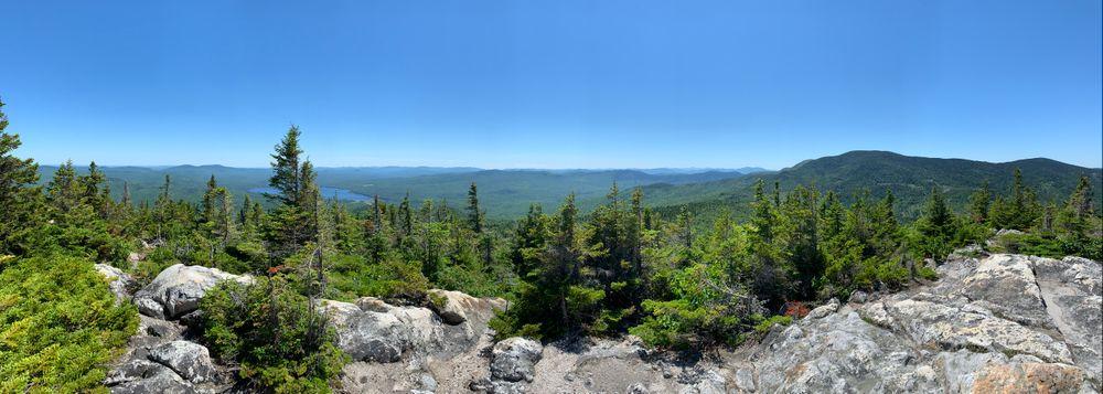 Blueberry Mountain Trail