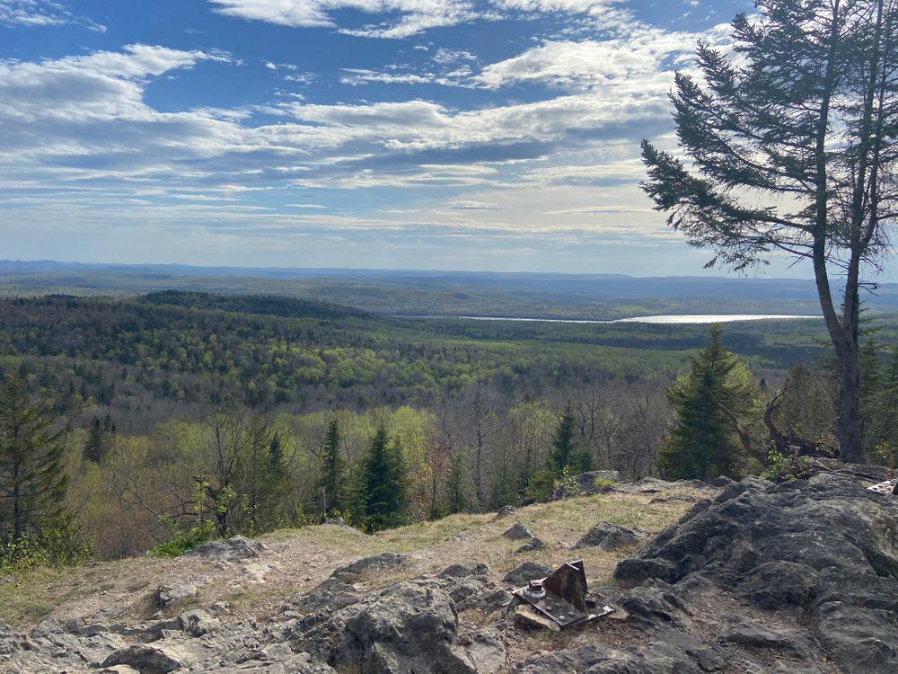 Hedgehog Mountain Trail (Winterville)
