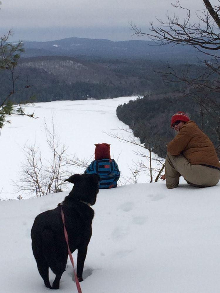Winter view (Credit: Mel)