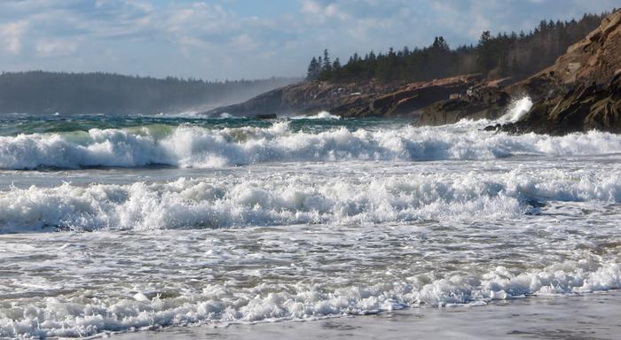 Sand Beach (Credit: Hope Rowan)