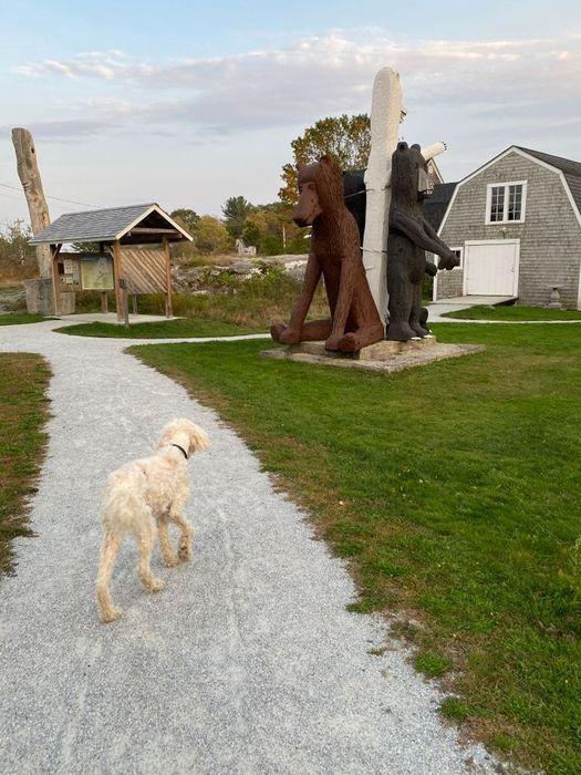 Langlais Sculpture Preserve