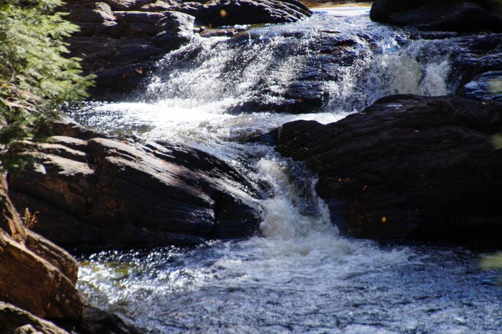 Smaller cascades of fall (Credit: Jeanette Matlock)
