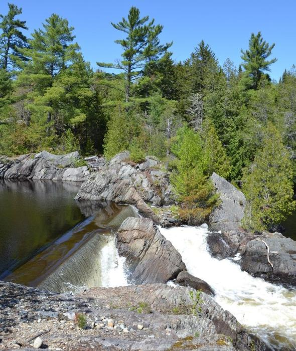 New Spencer Lake Dam (Credit: Nicole Grohoski)