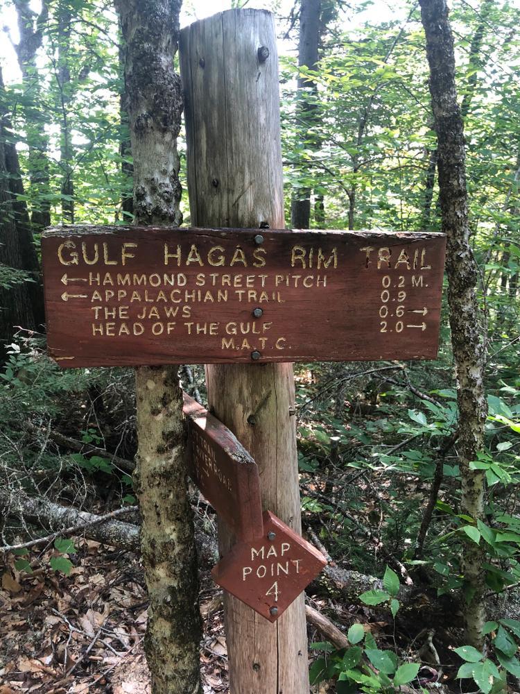 Gulf Hagar Rim Trail (Credit: MainelySyl)