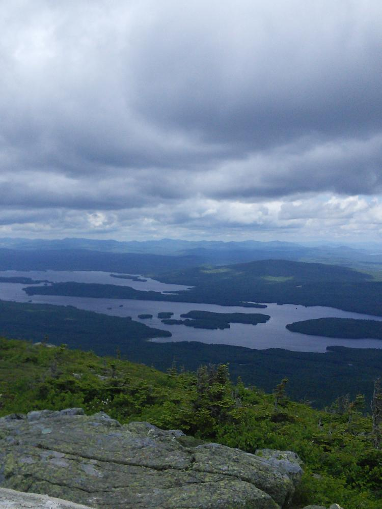 Appalachian Trail - Bigelow Preserve