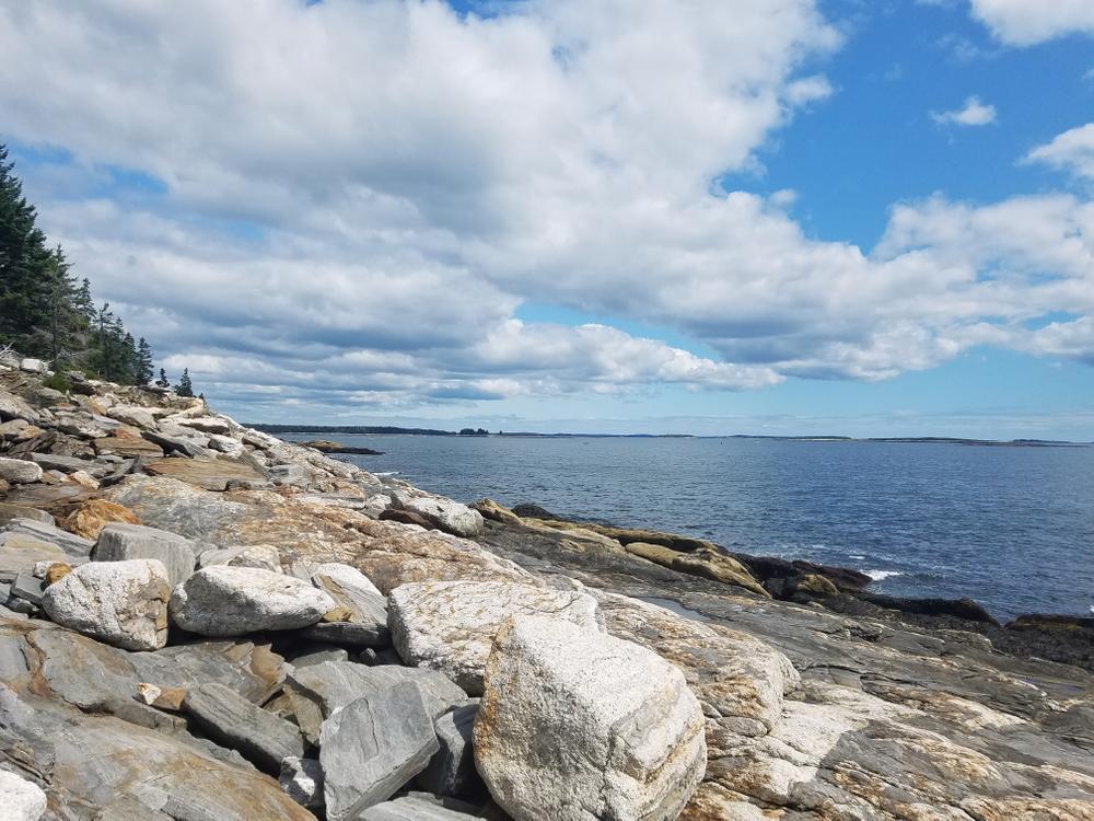Maine Coast (Credit: Andi)