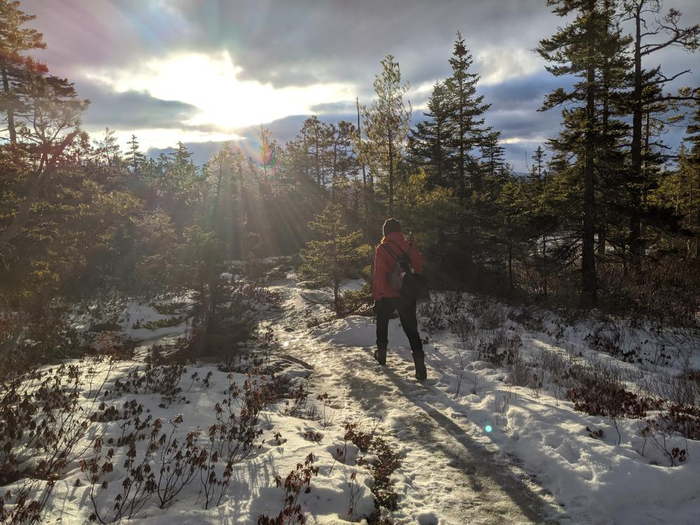 Rumford Whitecap Mountain Preserve