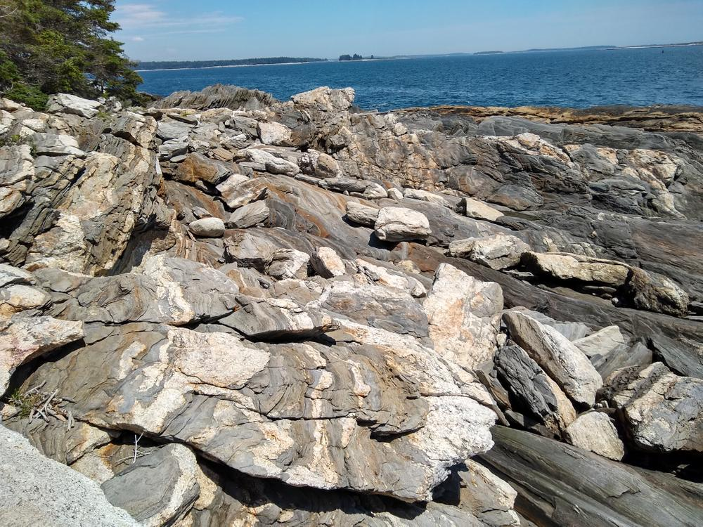 Rock layers (Credit: Michelle Moody)