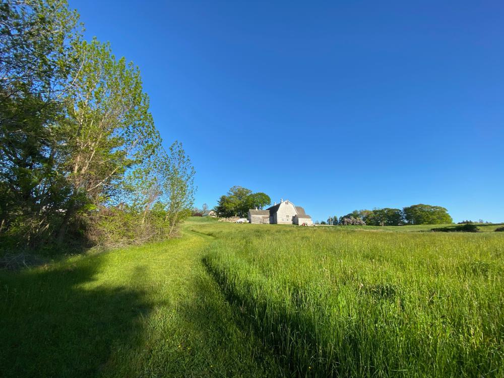 Darrows Barn at Round Top Farm (Credit: Coastal Rivers)
