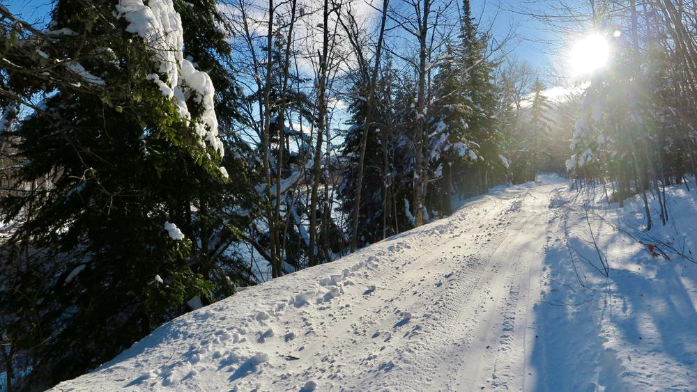 Skiing Along the Penobscot River, KWW (Credit: Hope Rowan)