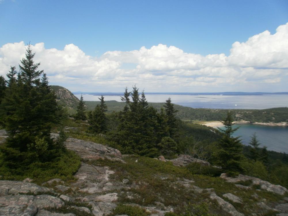 Acadia National Park - Gorham Mountain Loop