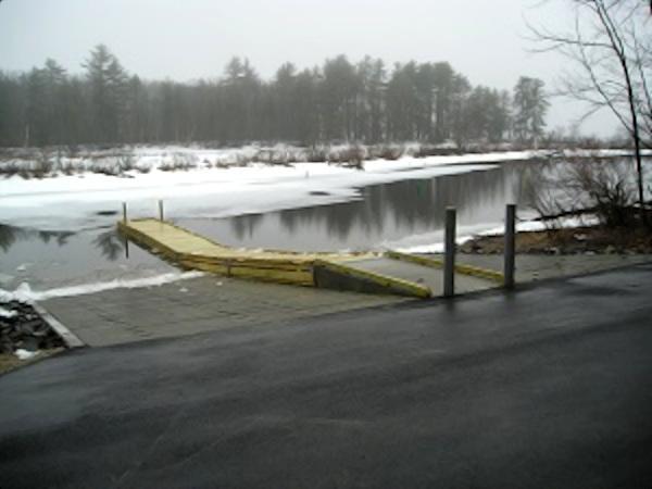 Boat Launch (Credit: Maine Bureau Parks & Lands)