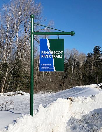 Entrance Sign (Credit: PRT)