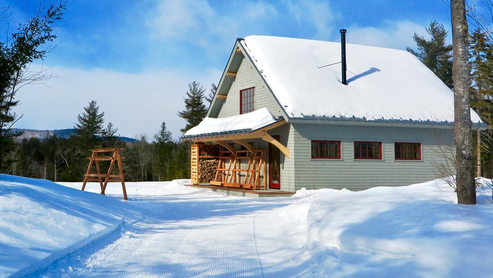 Pines & Ridges Warming Hut (Credit: Hope Rowan)
